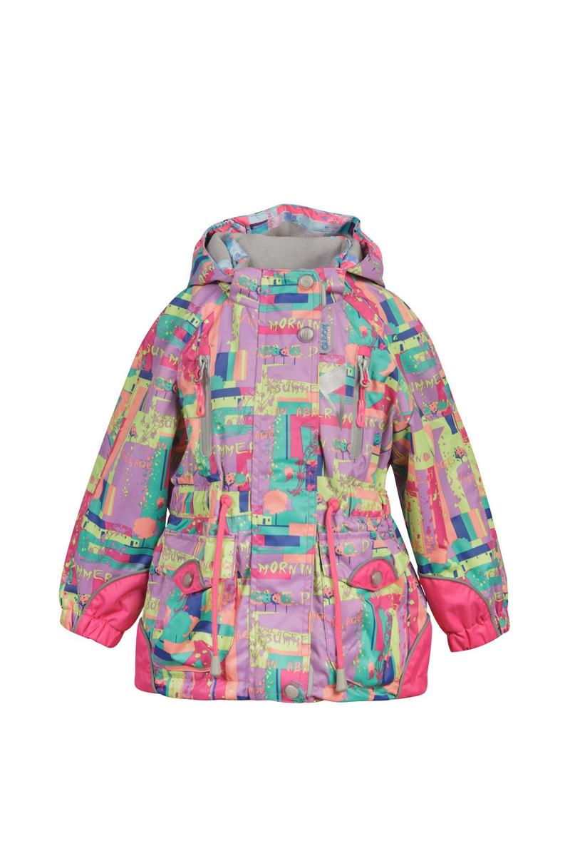 Куртка для девочки. 16/OA-3JK405-116/OA-3JK405-1Ветровка-парка Элла из мембранной линейки OLDOS ACTIVE от российского производителя OLDOS. Внешнее покрытие Teflon отталкивает грязь и воду, продлевает срок службы изделия, а нанесенная с изнаночной стороны ткани мембрана 3000/3000 позволяет дышать - отводит излишнюю влагу наружу, поддерживая комфортную для тела ребенка атмосферу. Мягкая флисовая подкладка обеспечивает максимальную эффективность мембраны. Воротник-стоечка с флисовой вставкой мягко защищает шею от ветра. Капюшон съемный, по краю вставлена резинка для лучшего прилегания, изнутри капюшон отделан флисом. Манжеты на резинке для лучшего прилегания. Молния по всей длине защищена ветрозащитными планками: внутренняя имеет тканевый уголок для защиты подбородка, внешняя фиксируется на кнопки и липучки. Так же для комфортного использования куртка оснащена множеством карманов, светоотражающими элементами, утяжкой по талии и низу куртки, а так же нашивкой-потеряшкой. Температурный режим от +0 °С до +15 °С.