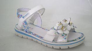 Kapika Босоножки для девочки. 33185-1