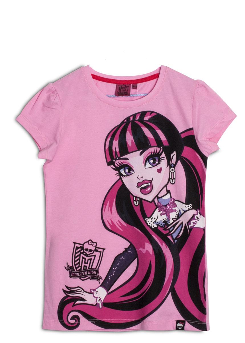 Monster High Футболка для девочки. ZG 02425-P2