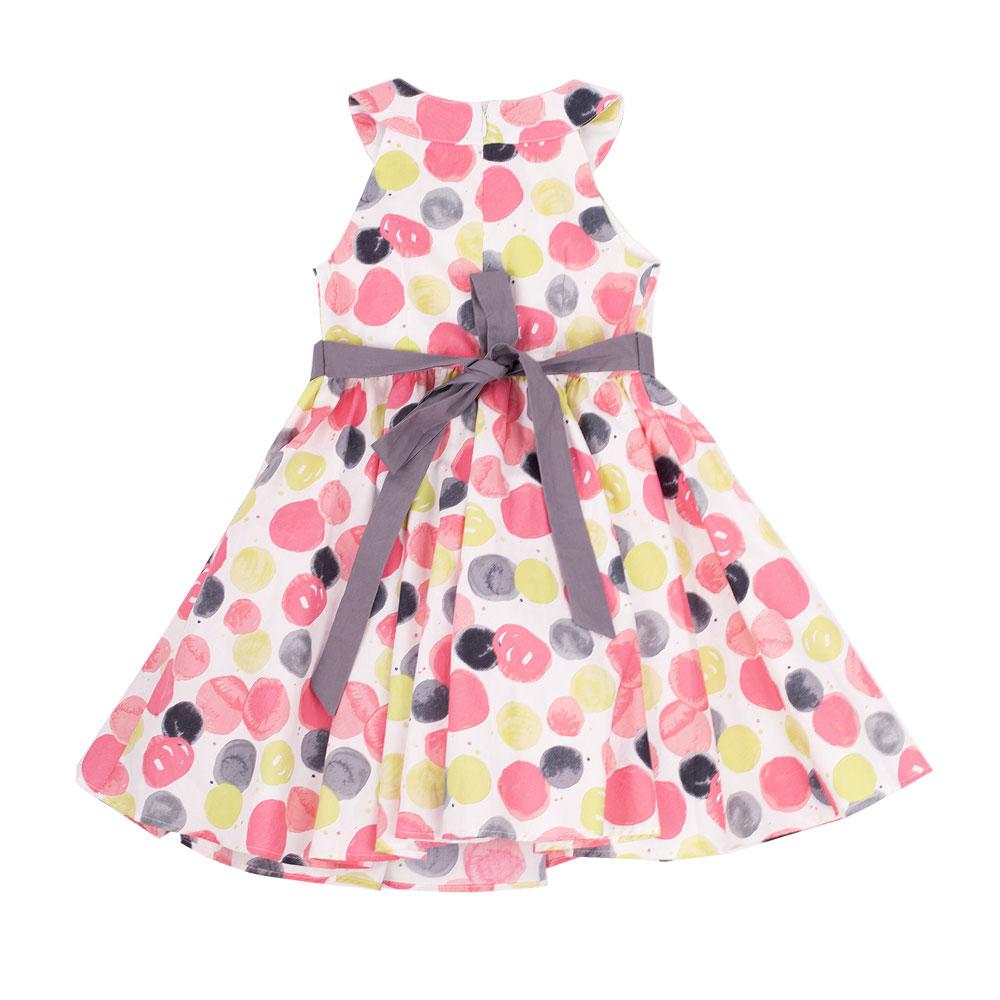 Платье для девочки Цветная прогулка. 11500GMC2505