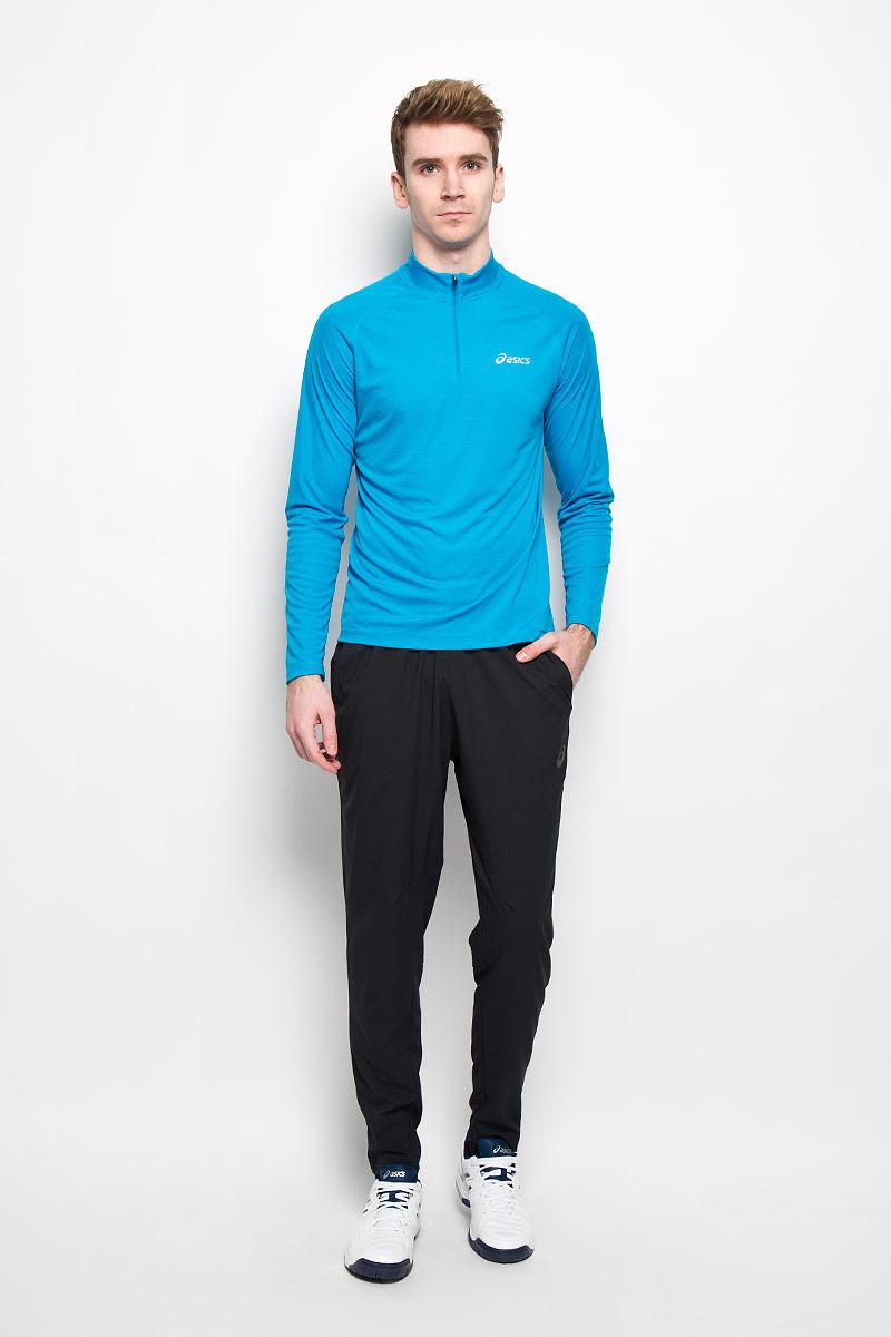 Брюки спортивные129939-0904Эти мужские брюки для бега Asics Fuzex Woven Pant вам захочется надевать на каждую пробежку. Легкий материал поможет сохранить высокую скорость, а эластичный пояс на регулируемых завязках обеспечит комфорт. Молнии на лодыжках для быстрого переодевания. Модель дополнена двумя боковыми карманами, потайным задним кармашком на застежке- молнии и светоотражающими элементами с логотипом Asics. Эти стильные брюки идеально подойдут для бега и других спортивных упражнений. В них вы будете чувствовать себя уверенно и комфортно.