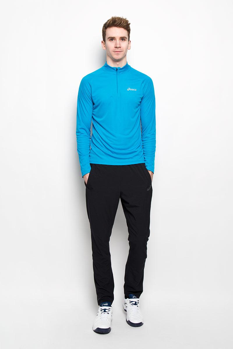 125070-0904Мужские спортивные брюки Asics Woven Pant - лучший выбор для спортсменов с серьезным режимом тренировок. Технология Motion Dry способствует выводу влаги во время занятий спортом, обеспечивая, тем самым, превосходный уровень комфорта. Модель изготовлена из полиэстера с добавлением эластана. Брюки не сковывают свободу движений, а благодаря стильному дизайну, они прекрасно впишутся в городской интерьер. Регулируемый пояс отвечает за идеальную посадку, их легко надевать благодаря молниям в нижней части. Брюки снабжены прорезными карманами и декорированы внизу брючин молниями. В таких брюках любой мужчина будет чувствовать себя комфортно и уверено.