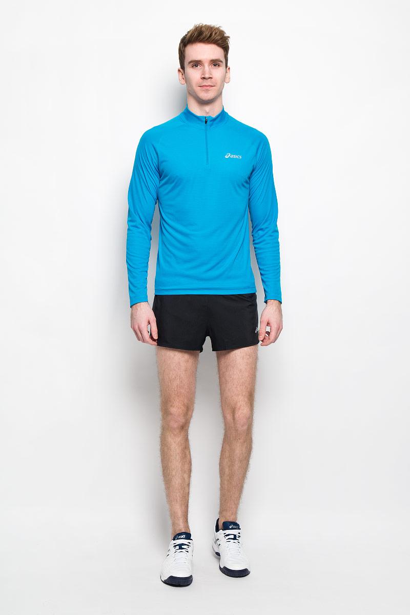 Шорты110412-0904Мужские шорты Asics Split станут отличным дополнением к вашему спортивному гардеробу. Они выполнены из полиэстера с применением технологии Motion Dry, удобно сидят и превосходно отводят влагу от тела, оставляя кожу сухой. Модель дополнена широкой эластичной резинкой на поясе и аккуратным кармашком на застежке-молнии. Объем талии регулируется при помощи шнурка-кулиски на поясе. Изделие оснащено несъемной внутренней вставкой в виде трусов-слипов. Шорты украшены светоотражающими элементами и логотипом Asics. Эти модные укороченные шорты идеально подойдут для бега и других спортивных упражнений. В них вы всегда будете чувствовать себя уверенно и комфортно.