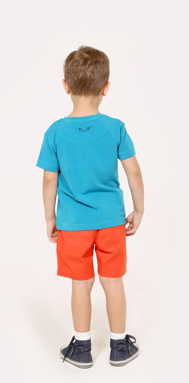 Футболка для мальчика. SS16-CFU-BTS-070