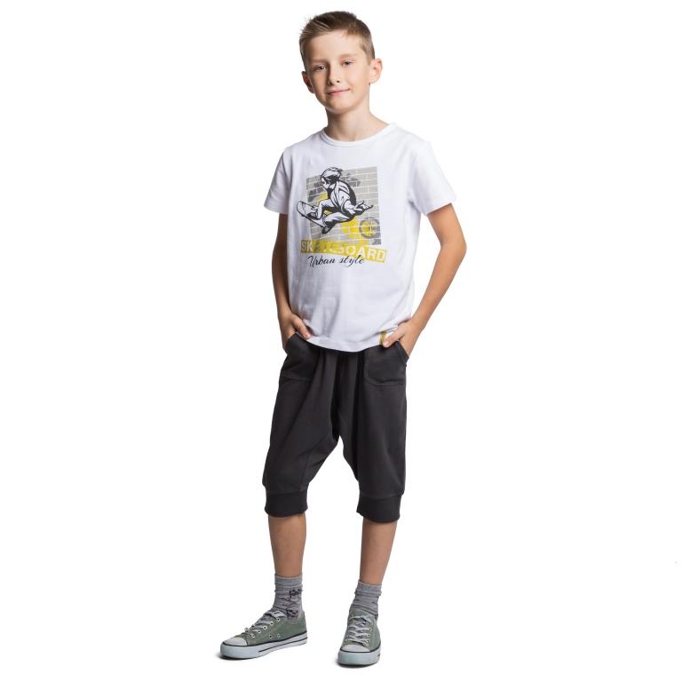 Комплект для мальчика: футболка, бриджи. 163102