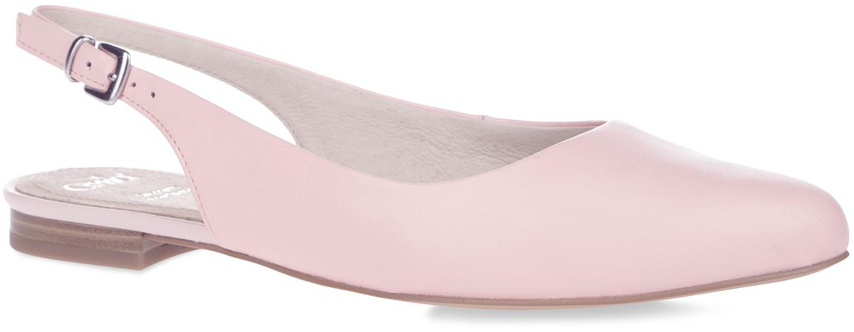 Туфли женские. 9-9-29402-26-5139-9-29402-26-513Модные женские туфли от Caprice не оставят вас незамеченной! Модель выполнена из мягкой натуральной кожи. Зауженный носок смотрится невероятно женственно. Ремешок с металлической пряжкой надежно зафиксирует модель на вашей щиколотке. Длина ремешка регулируется за счет болта. Стелька и подкладка из натуральной кожи обеспечивают комфорт при движении. Невысокий каблук оформлен вставкой, стилизованной под дерево. Технология Sacchetto обеспечивает эластичность и идеальную посадку. Рифленая поверхность каблука и подошвы обеспечивает идеальное сцепление с любой поверхностью. Очаровательные туфли подчеркнут вашу утонченную натуру.