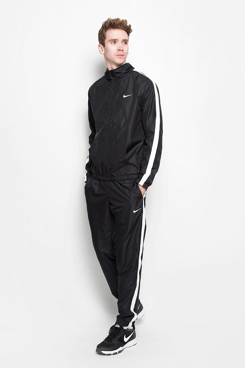 Nike ���������� ������ ������� Season Woven Track Suit. 679701-010