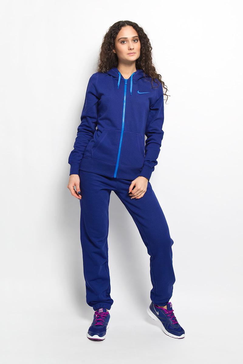 Спортивный костюм женский Club Ft Tracksuit. 645428-0