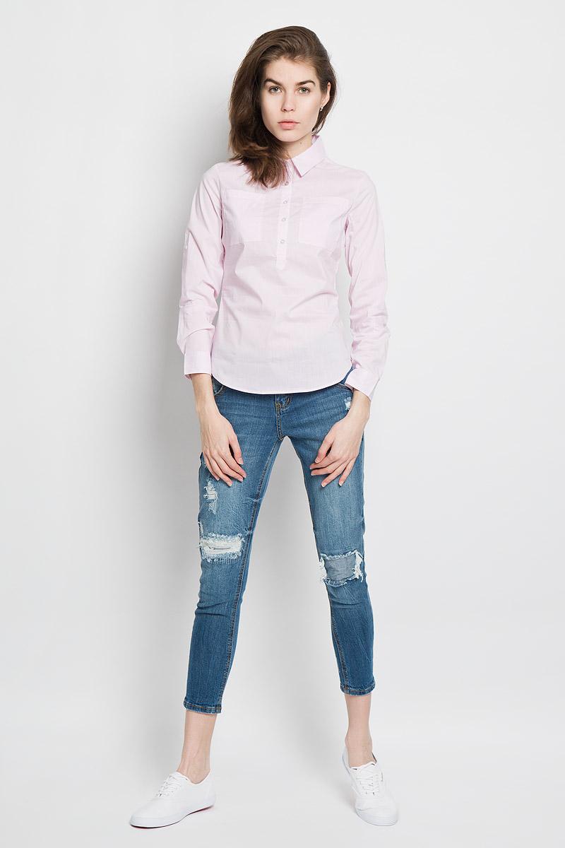 Рубашка Sela B-312/1001-6122