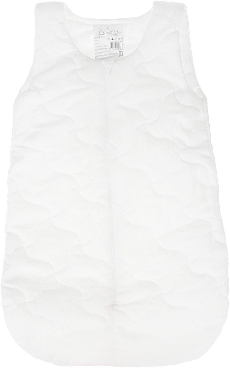 МДС 65х40Стеганый спальный мешок для новорожденного Bonne Fee, изготовленный из натурального хлопка, необычайно мягкий и легкий, не раздражает нежную кожу ребенка и хорошо вентилируется, отлично впитывает влагу и не вызывает аллергии. Высокая плотность ткани и качественный наполнитель позволяют выдерживать многократные стирки. Верхняя часть модели облегает торс ребенка как маечка. Благодаря застежке-молнии по всей длине младенца легко поместить или вынуть из мешка. Верхняя часть застежки-молнии имеет защиту подбородка. Спальный мешок полностью соответствует особенностям жизни ребенка в ранний период, не стесняя и не ограничивая его в движениях!