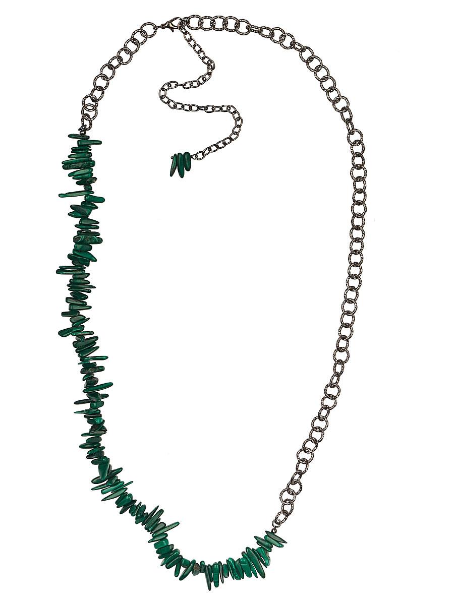 Ремень женский. 023-0012023-0012Эффектный и оригинальный женский ремень Polina Selezneva станет великолепным дополнением к любому образу. Узкий ремень изготовлен из высококачественного металлического сплава и оформлен натуральным камнем, который завораживает разнообразием своих форм и переливов. Практичный небольшой замочек-карабин позволит легко и быстро отрегулировать длину ремня. Изысканный ремень превосходно сочетается с любыми нарядами. Этот стильный и элегантный аксессуар прекрасно дополнит ваш образ и позволит вам подчеркнуть свой вкус и индивидуальность.