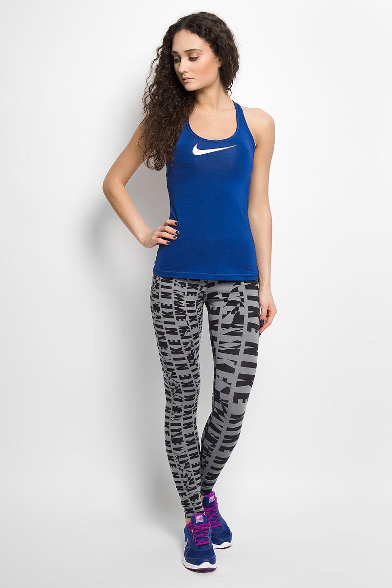 Леггинсы для фитнеса женские Club Legging-Aop. 725794-065