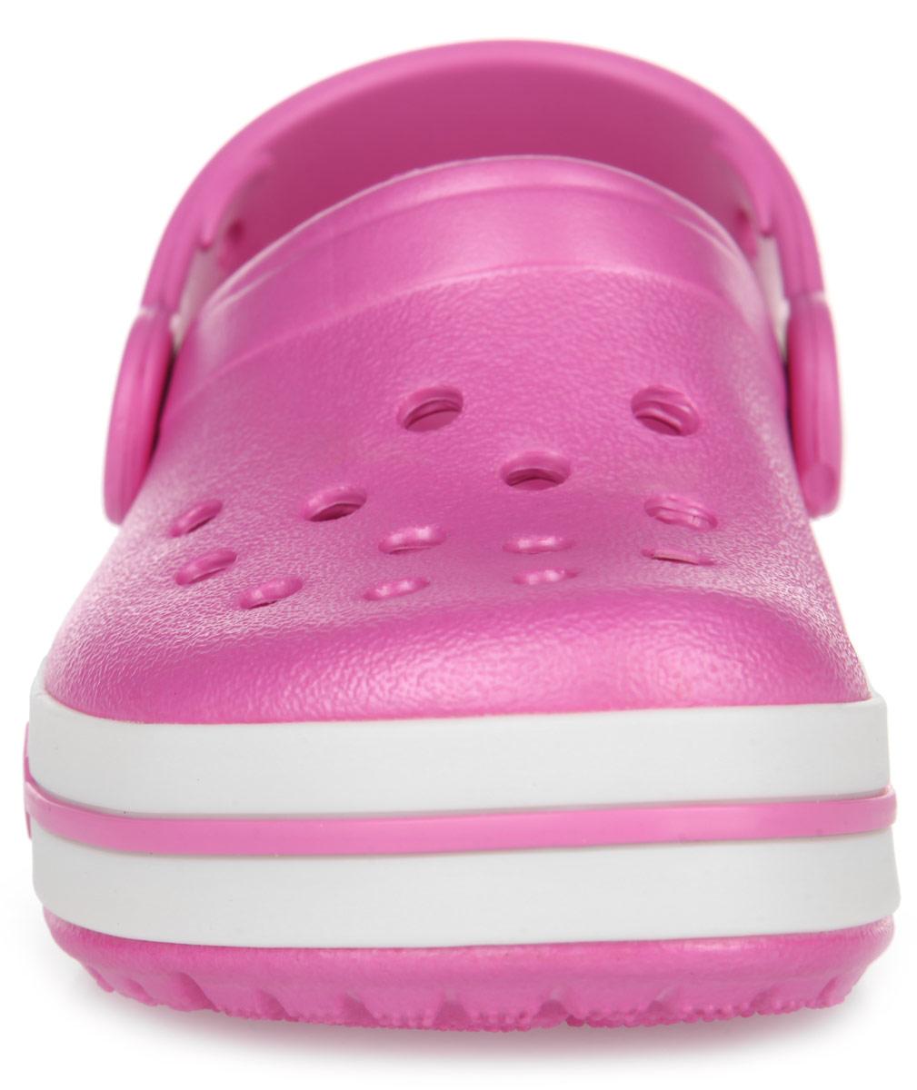 Сабо для девочки CrocsLights. 16138-6Z5