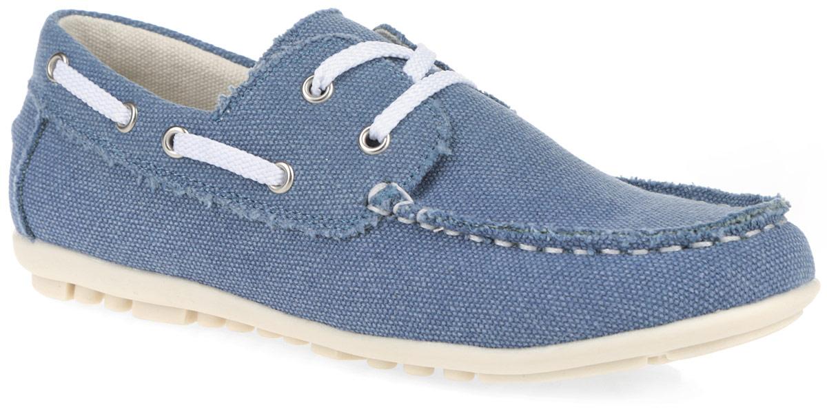 163205Удобные и стильные мокасины для мальчика от Scool прекрасно подойдут вашему ребенку для активного отдыха и повседневной носки. Модель выполнена из текстильного материала и оформлена на мыске и заднике декоративным швом. Боковые стороны декорированы шнурками, пропущенными через фурнитуру. Подъем дополнен шнуровкой, которая надежно фиксирует обувь на ножке вашего малыша. Стелька с супинатором из натуральной кожи, обеспечивающая правильное формирование стопы, и текстильная подкладка гарантируют комфорт и обеспечат идеальный микроклимат. Жесткий задник фиксирует ножку ребенка, не давая ей смещаться из стороны в сторону и назад. Подошва оснащена рифлением для лучшей сцепки с поверхностью. В таких мокасинах ногам вашего непоседы будет комфортно и уютно!