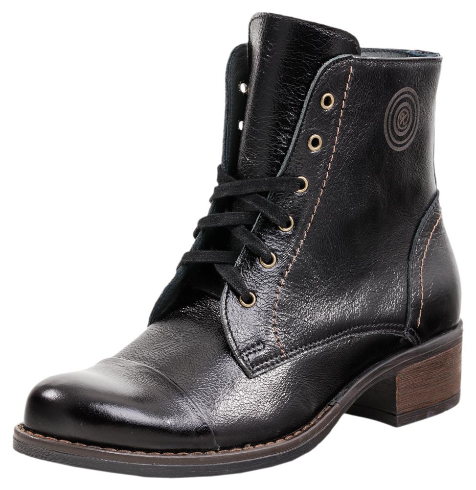 Ботинки для девочки. 752059-22752059-22Стильные высокие ботинки выполнены полностью из натуральной кожи. Кожаная подкладка абсорбирует образующуюся внутри обуви влагу и гарантирует полный комфорт. Удобная застежка – комбинация из молнии, позволяющей легко обувать и снимать ботинки и функциональной шнуровки, обеспечивающей идеальную фиксацию обуви на стопе. Подошва с небольшим каблучком гарантирует комфорт в течение дня.