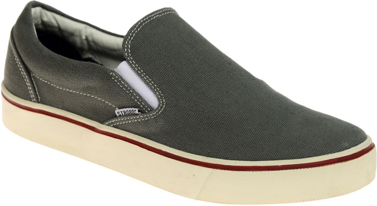 Слипоны муж. C2291-19C2291-19Городской стиль для повседневной носки. Подошва - износостойкая, углеродистая резина.