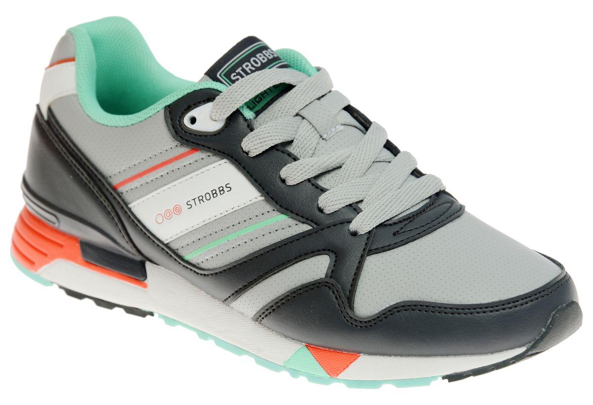 Кроссовки жен. F6386-4F6386-4Спортивный стиль для активного отдыха и повседневной носки. Подошва: ЭВА с вставкой из термополиуретана, низ - износостойкая, углеродистая резина .
