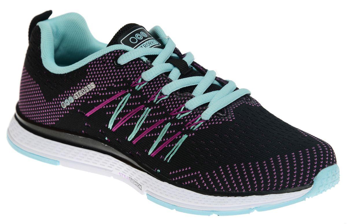 Кроссовки жен. F6426-3F6426-3Спортивный стиль для активного отдыха и повседневной носки. Подошва: ЭВА, низ - износостойкая, углеродистая резина .