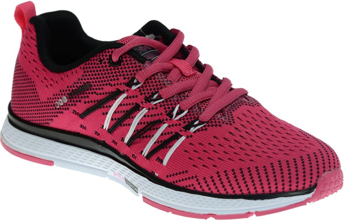 Кроссовки жен. F6426-11F6426-11Спортивный стиль для активного отдыха и повседневной носки. Подошва: ЭВА, низ - износостойкая, углеродистая резина .