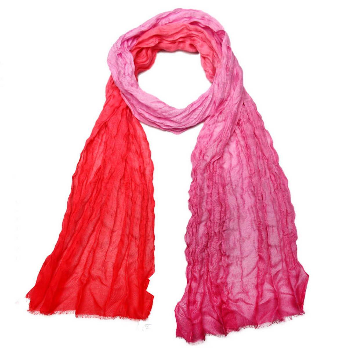 Шарф3400152Модный женский шарф Venera подарит вам уют и станет стильным аксессуаром, который призван подчеркнуть вашу индивидуальность и женственность. Тонкий шарф выполнен из высококачественного модала, он невероятно мягкий и приятный на ощупь. Шарф оформлен изысканными цветовыми переходами. Этот модный аксессуар гармонично дополнит образ современной женщины, следящей за своим имиджем и стремящейся всегда оставаться стильной и элегантной. Такой шарф украсит любой наряд и согреет вас в непогоду, с ним вы всегда будете выглядеть изысканно и оригинально.