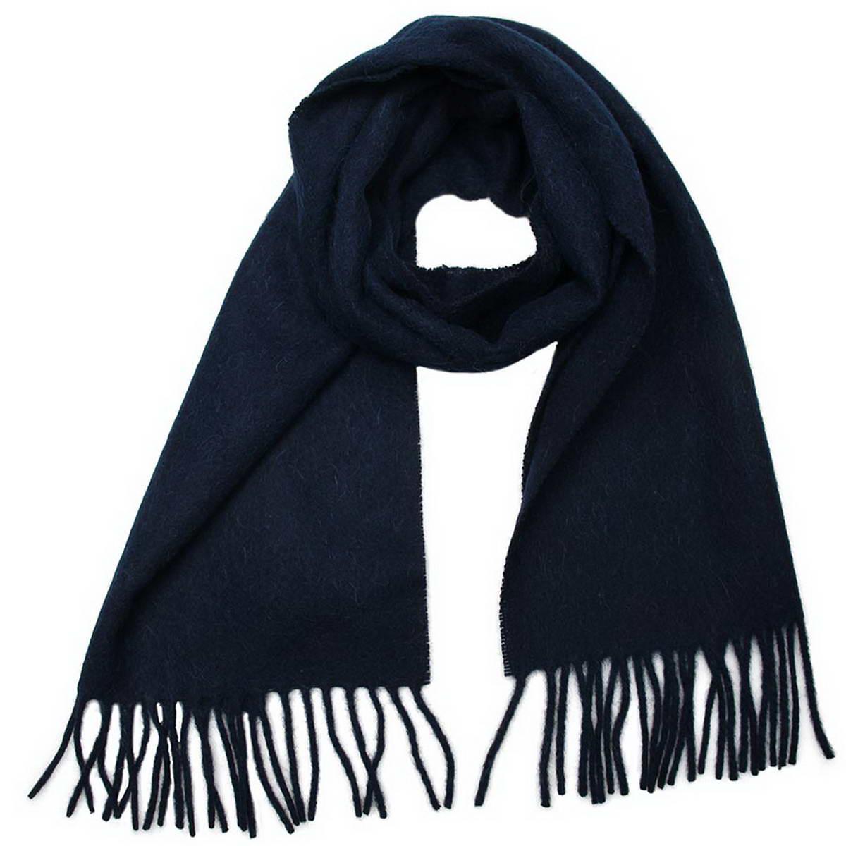 Шарф мужской. 50022325002232-1Элегантный мужской шарф Venera согреет вас в холодное время года, а также станет изысканным аксессуаром, который призван подчеркнуть ваш стиль и индивидуальность. Оригинальный теплый шарф выполнен из высококачественной шерстяной пряжи. Однотонный шарф дополнен бахромой в виде жгутиков по краю. Такой шарф станет превосходным дополнением к любому наряду, защитит вас от ветра и холода и позволит вам создать свой неповторимый стиль.