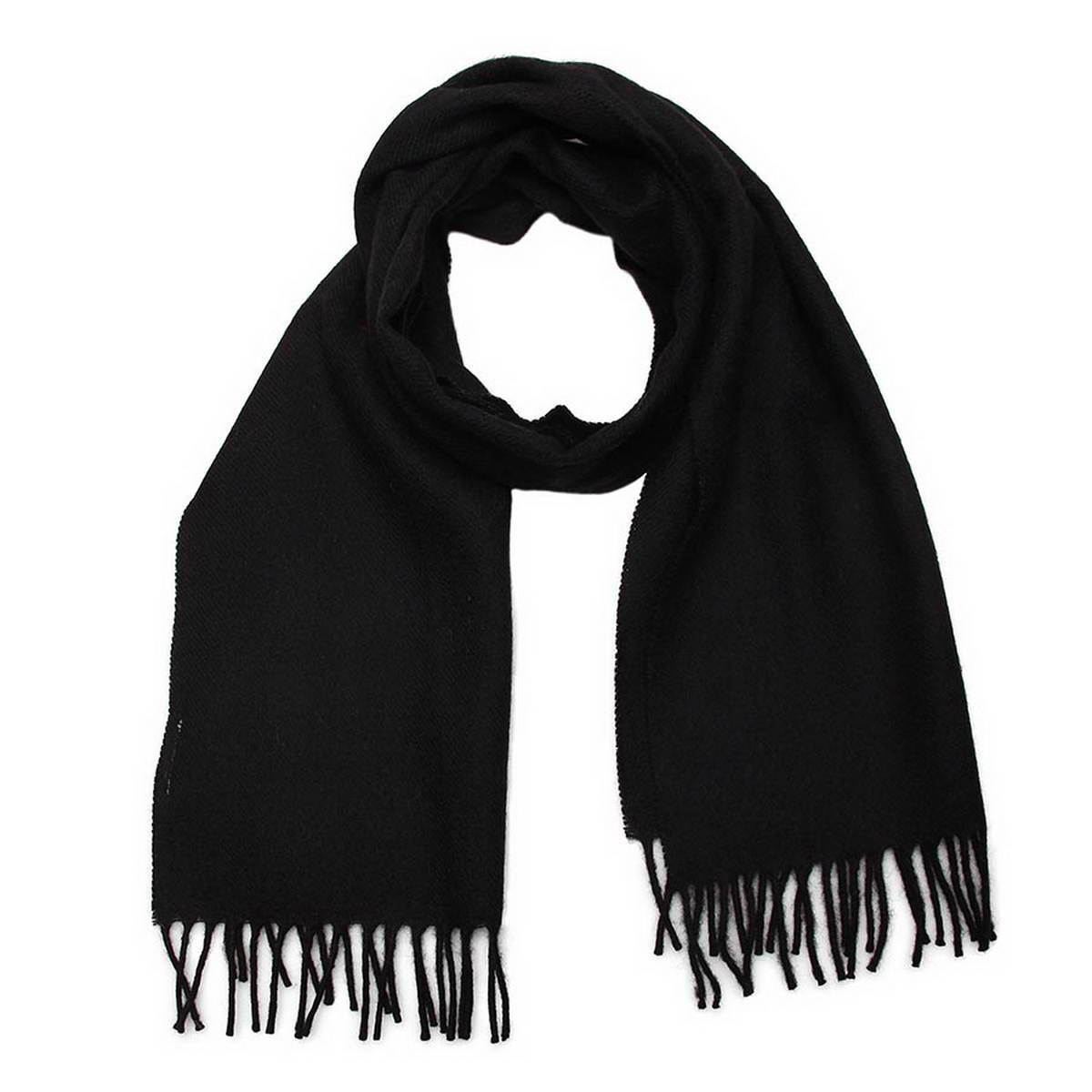 Шарф мужской. 5002232-25002232-2Мужской однотонный шарф из натуральной шерсти, мягкий, отлично вписывается в гардероб современного мужчины, шарф такого дизайна прекрасно подойдет под любую одежды и конечно же надежно защитит от холода. Данная модель порадует Вас удобными размерами, качеством и приятной текстурой.