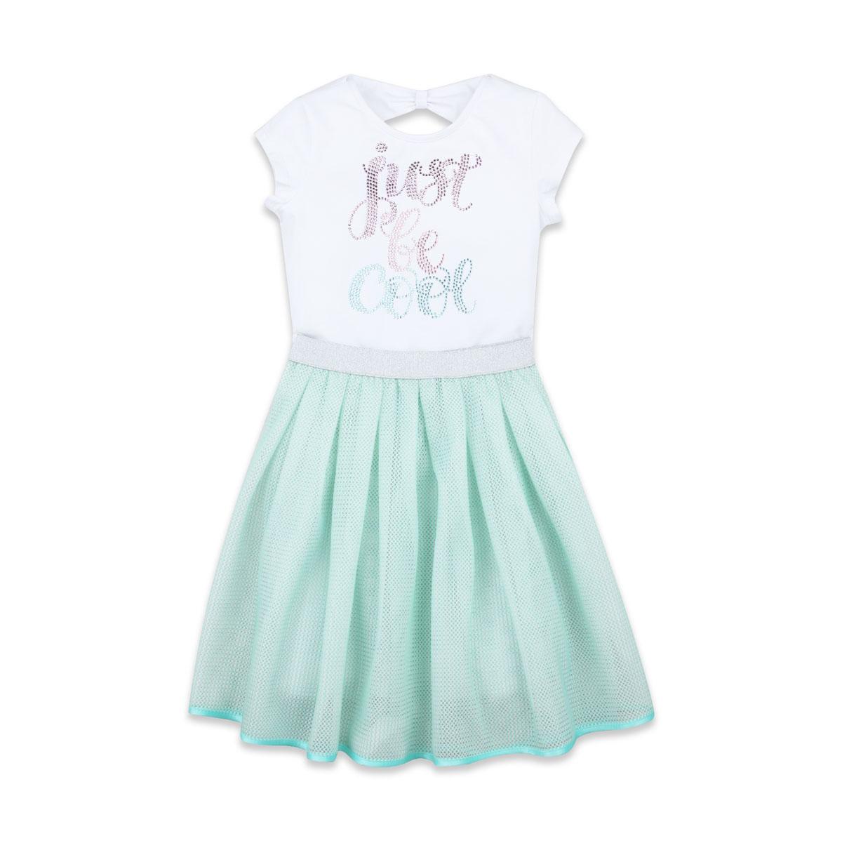 Платье для девочек. SCFSG-629-23602-609 мод.F1-001SCFSG-629-23602-609 мод.F1-001