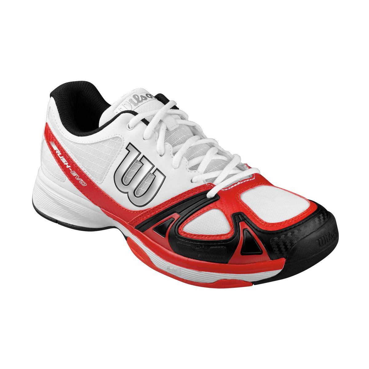 Кроссовки для тенниса муж. RUSH EVO. WRS320660WRS320660Стабильность и комфорт. Современные технологии Wilson в кроссовках из серии RUSH.