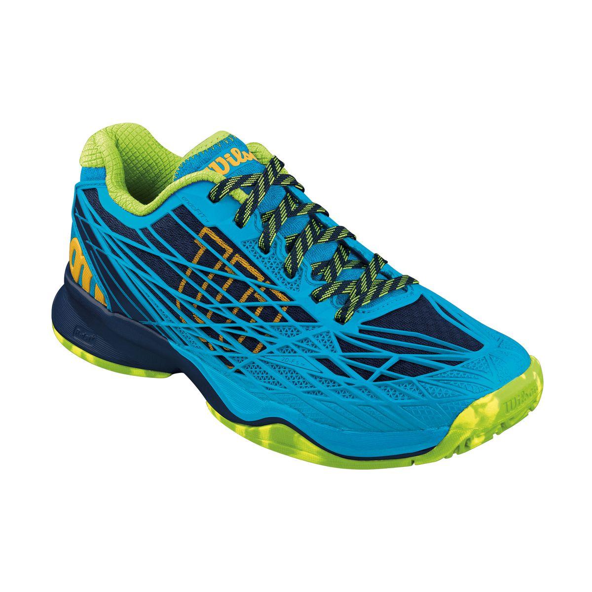 Кроссовки для тенниса муж. KAOS. WRS321210WRS321210Продукт года. Серия KAOS - это стильный дизайн. Легкий вес. Обеспечение комфорта на самых быстрых скоростях в современном теннисе.