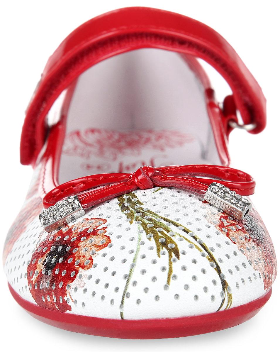 Туфли для девочки. 24365-1