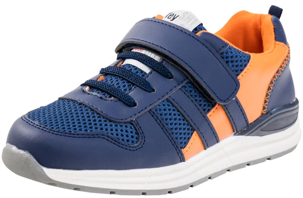 Кроссовки для мальчиков. 644109-11644109-11Материал верхней части кроссовка – это качественный текстиль, обеспечивающих хорошие дышащие свойства. Обувь мягко облегает всю стопу и адаптируется под ее форму. Прочные, комфортные материалы верха имеют очень мягкую структуру, при этом хорошо сохраняют форму даже при высоких физических нагрузках Подошва - легкая и упругая, прекрасно амортизирует, вследствие чего ноги меньше устают, а ходить удобно и комфортно.