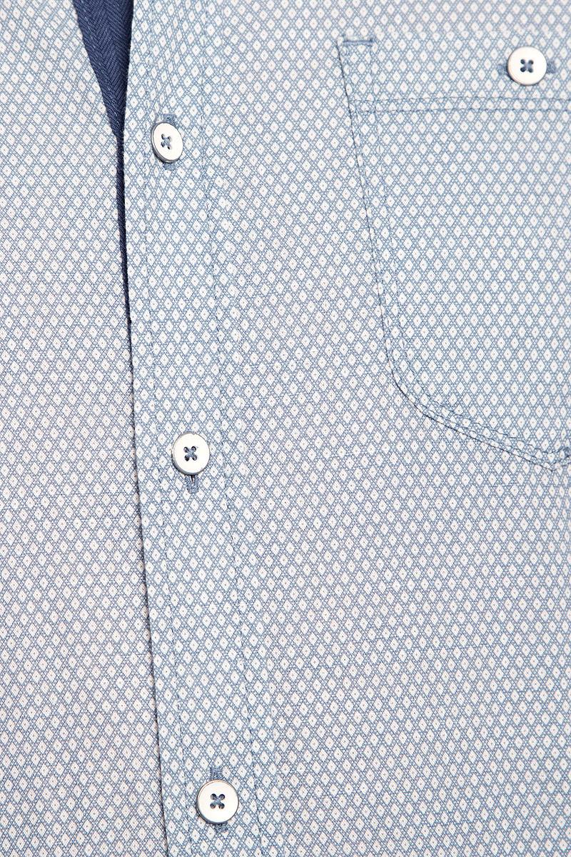 Рубашка мужская Denim. 2031439. 01. 12