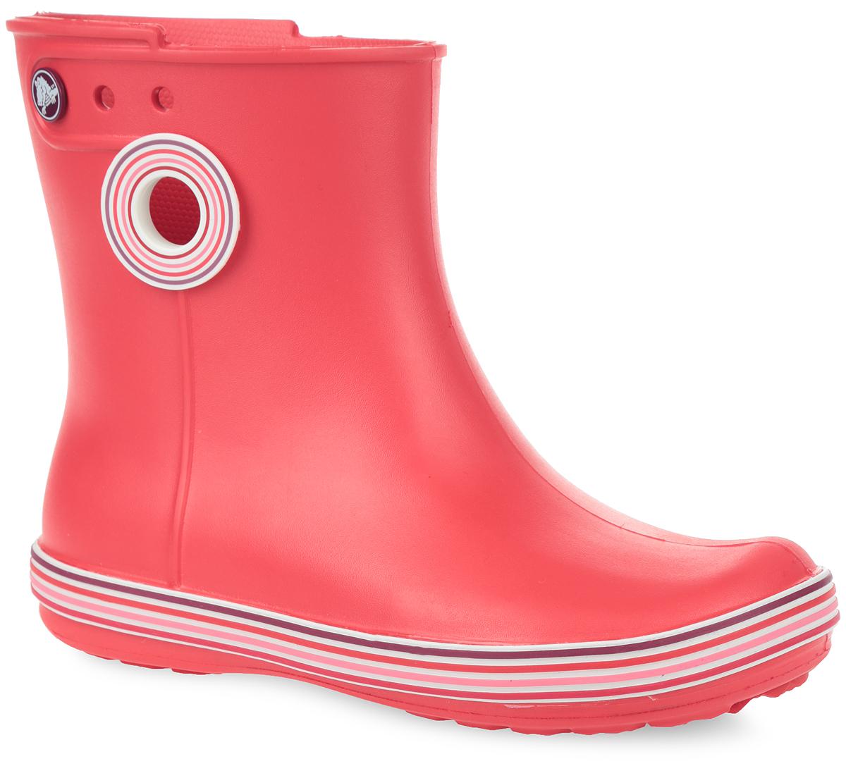 Сапоги резиновые женские Jaunt Stripes Shorty Boot. 202317