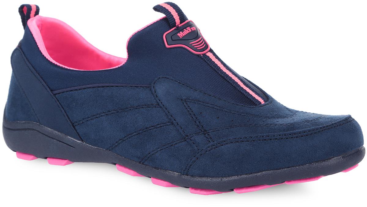 Кроссовки05-326-115Стильные кроссовки от MakFly придутся по душе вашей девочке. Модель выполнена из текстильного материала разной фактуры. Подкладка, изготовленная из текстиля, гарантирует уют и предотвращает натирание. Стелька из ЭВА с верхним текстильным покрытием обеспечит уют. Подъем оформлен нашивкой из текстиля и ПВХ с названием бренда. Задник декорирован вставкой из ПВХ с символикой бренда. Ярлычки предназначены для более удобного надевания обуви. Подошва оснащена рифлением для лучшей сцепки с поверхностями. Такие кроссовки займут достойное место среди коллекции обуви вашей дочурки.