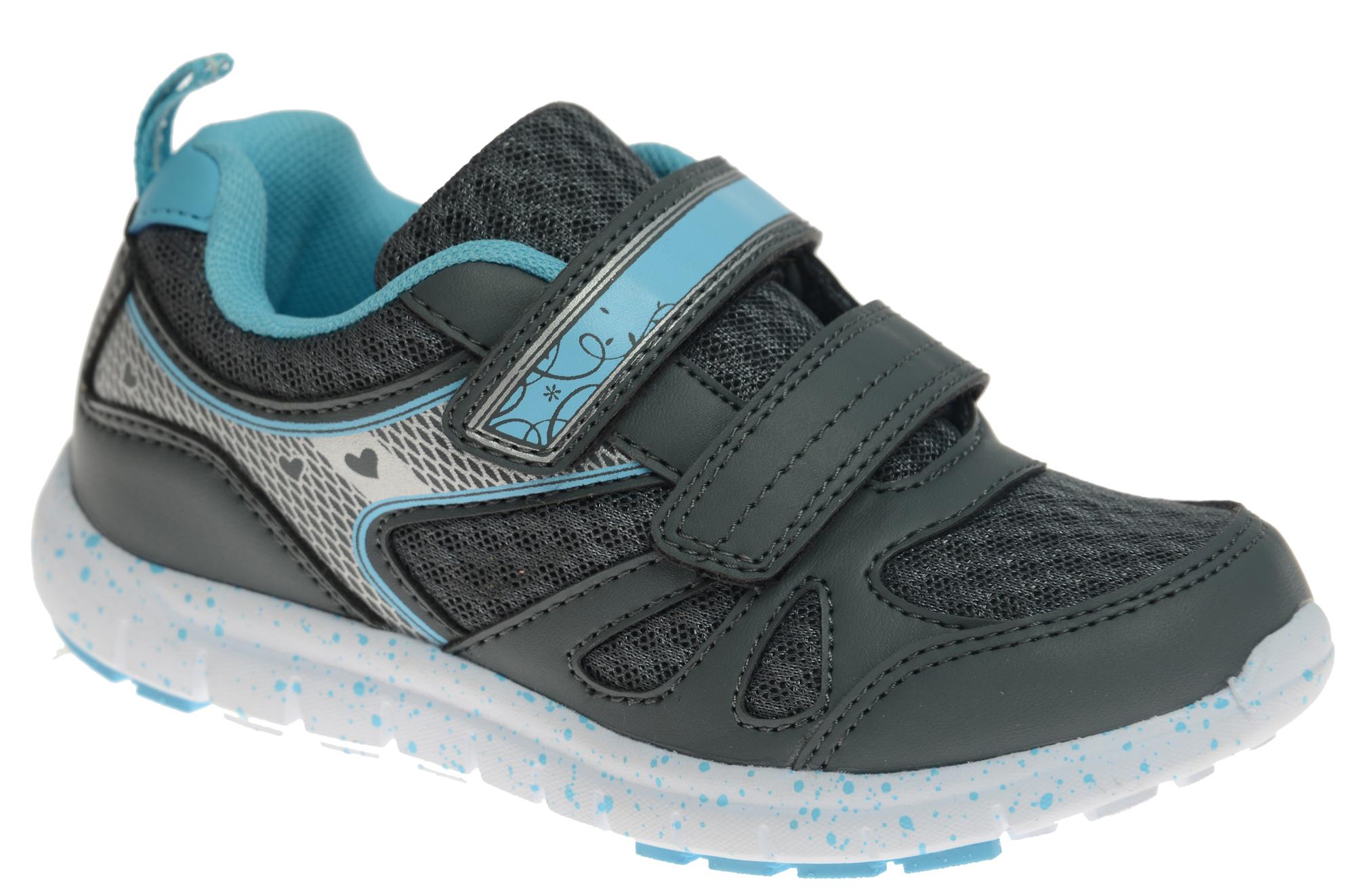 S1423-1Стильные кроссовки для мальчика Strobbs отлично подойдут для активного отдыха и повседневной носки. Верх модели выполнен из дышащего текстиля со вставками из синтетической кожи. Удобные хлястики на липучке надежно зафиксируют модель на стопе. Особая форма подошвы из термопластичной резины обеспечит удобство при ходьбе.