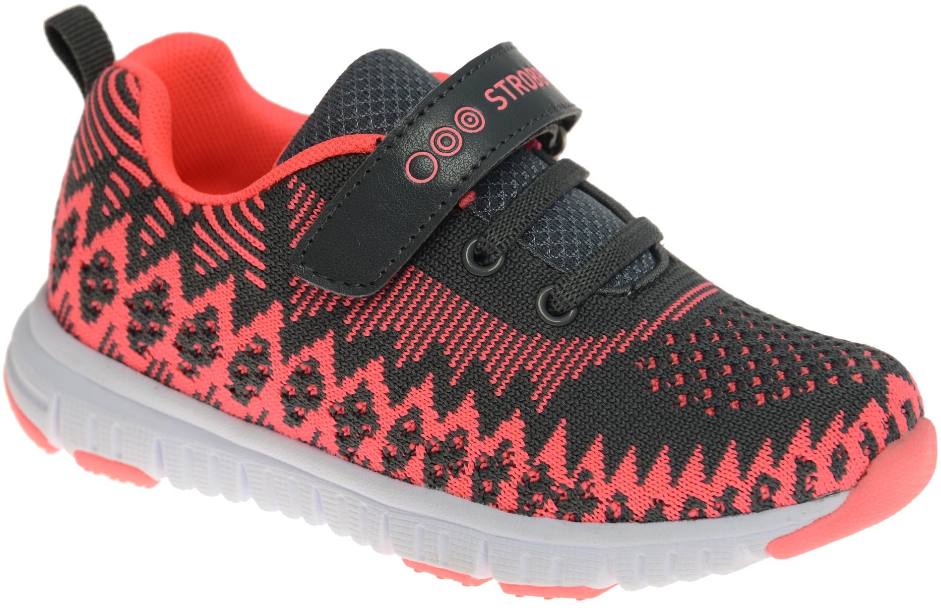 КроссовкиS1422-11Стильные кроссовки Strobbs отлично подойдут для активного отдыха и повседневной носки. Верх модели выполнен из вязаного текстиля. Удобная шнуровка и хлястик на липучке надежно зафиксируют модель на стопе. Особая форма подошвы из термопластичной резины обеспечит удобство при ходьбе.