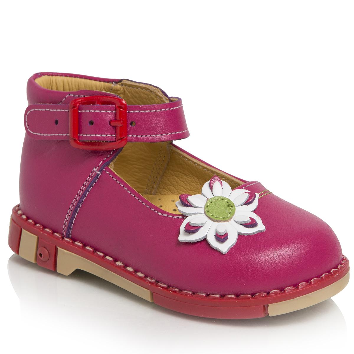 Туфли для девочек. 211-20211-20ТАШИ ОРТО - детская профилактическая ортопедическая обувь массового производства. Ее можно носить не только детям с признаками плоскостопия и косолапия , но и для профилактики подобных отклонений. А многим детям ортопедическая обувь НЕОБХОДИМА для коррекции стопы, исправления походки и осанки.