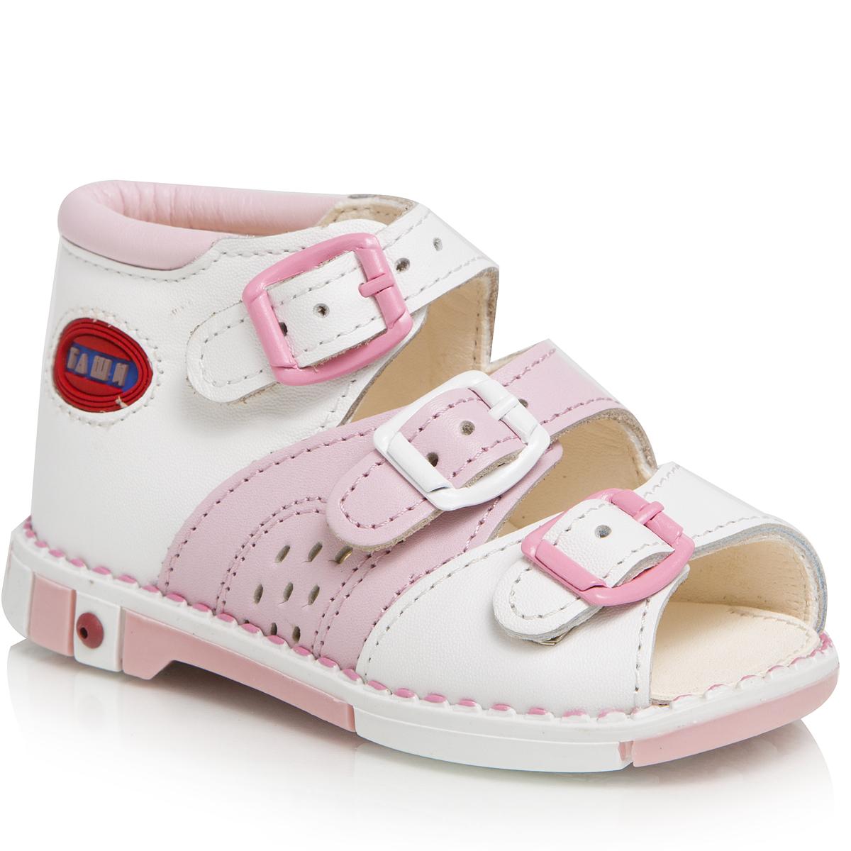 Сандалии для девочек. 231-131231-131ТАШИ ОРТО - детская профилактическая ортопедическая обувь массового производства. Ее можно носить не только детям с признаками плоскостопия и косолапия , но и для профилактики подобных отклонений. А многим детям ортопедическая обувь НЕОБХОДИМА для коррекции стопы, исправления походки и осанки.