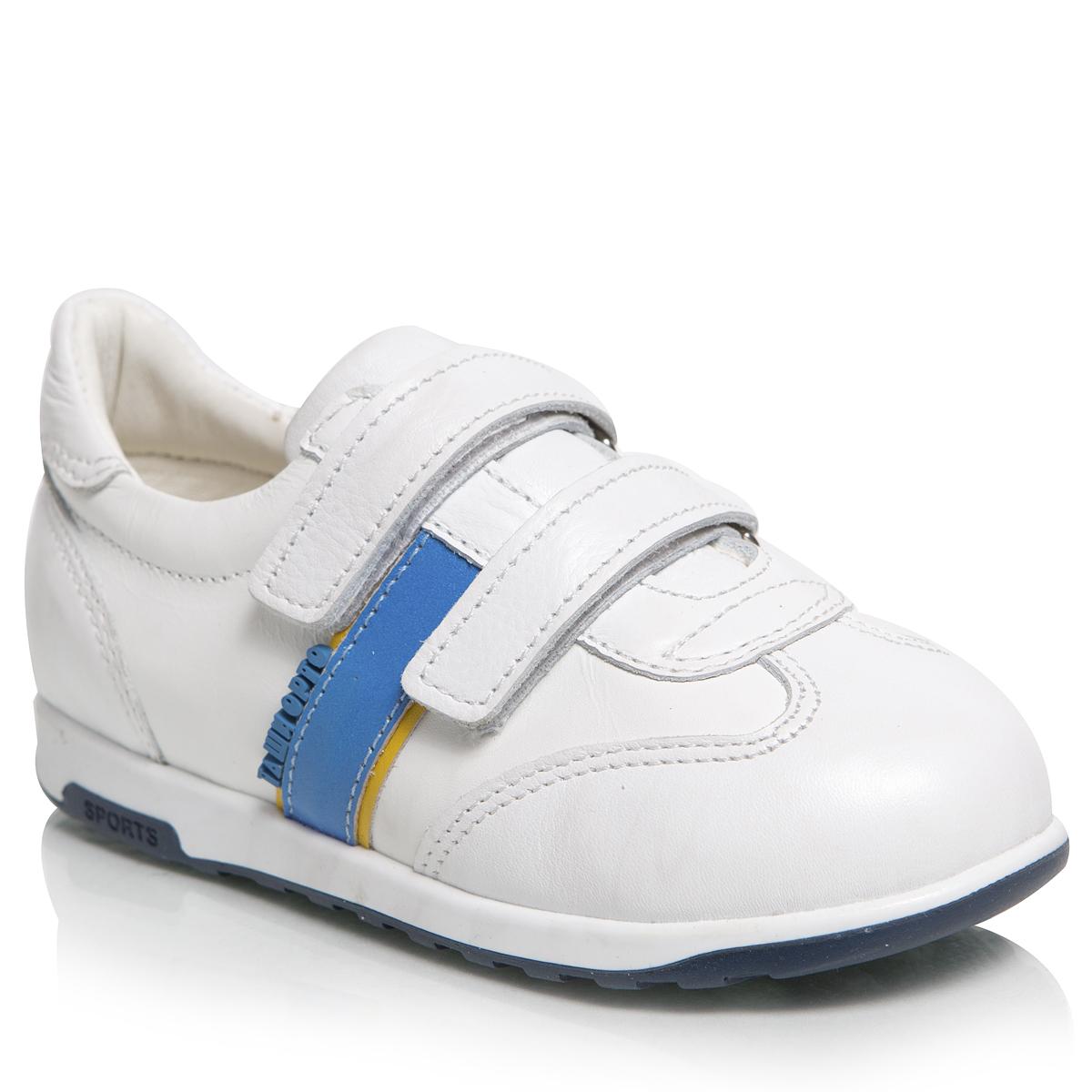 Кроссовки для мальчиков. 271-06271-06ТАШИ ОРТО - детская профилактическая ортопедическая обувь массового производства. Ее можно носить не только детям с признаками плоскостопия и косолапия , но и для профилактики подобных отклонений. А многим детям ортопедическая обувь НЕОБХОДИМА для коррекции стопы, исправления походки и осанки.