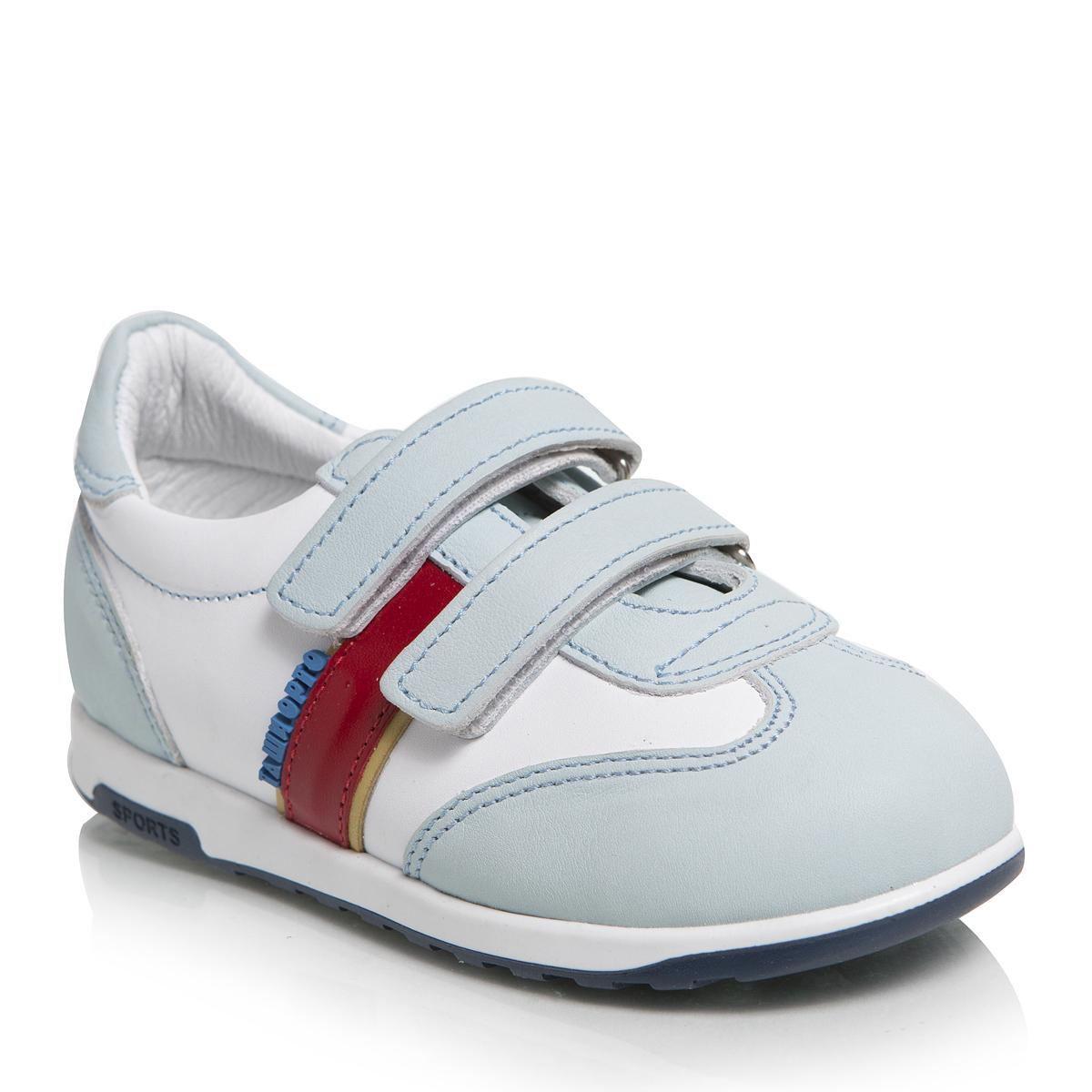 Кроссовки для мальчиков. 271-10271-10ТАШИ ОРТО - детская профилактическая ортопедическая обувь массового производства. Ее можно носить не только детям с признаками плоскостопия и косолапия , но и для профилактики подобных отклонений. А многим детям ортопедическая обувь НЕОБХОДИМА для коррекции стопы, исправления походки и осанки.