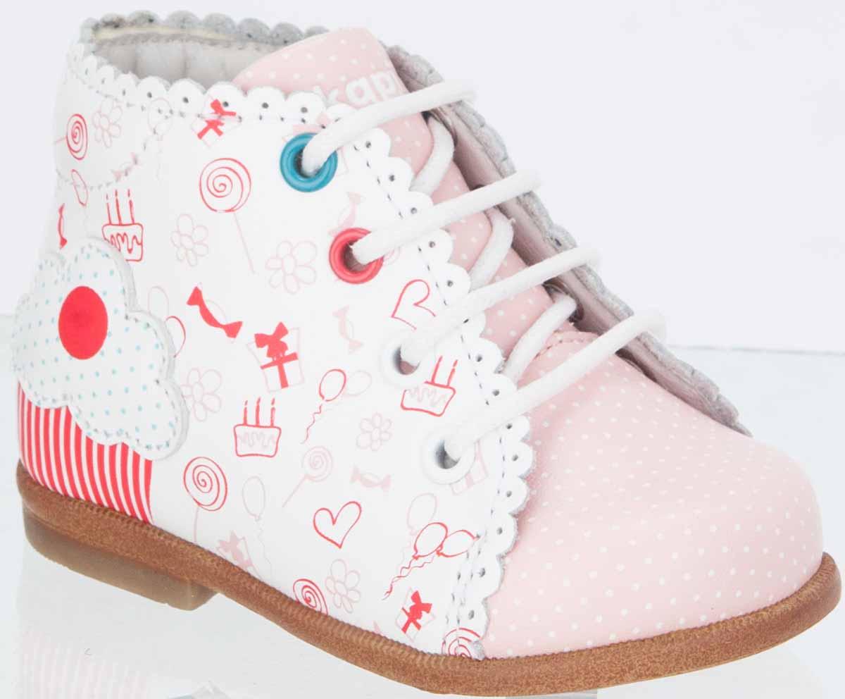 Ботинки для девочек. 10106-110106-1