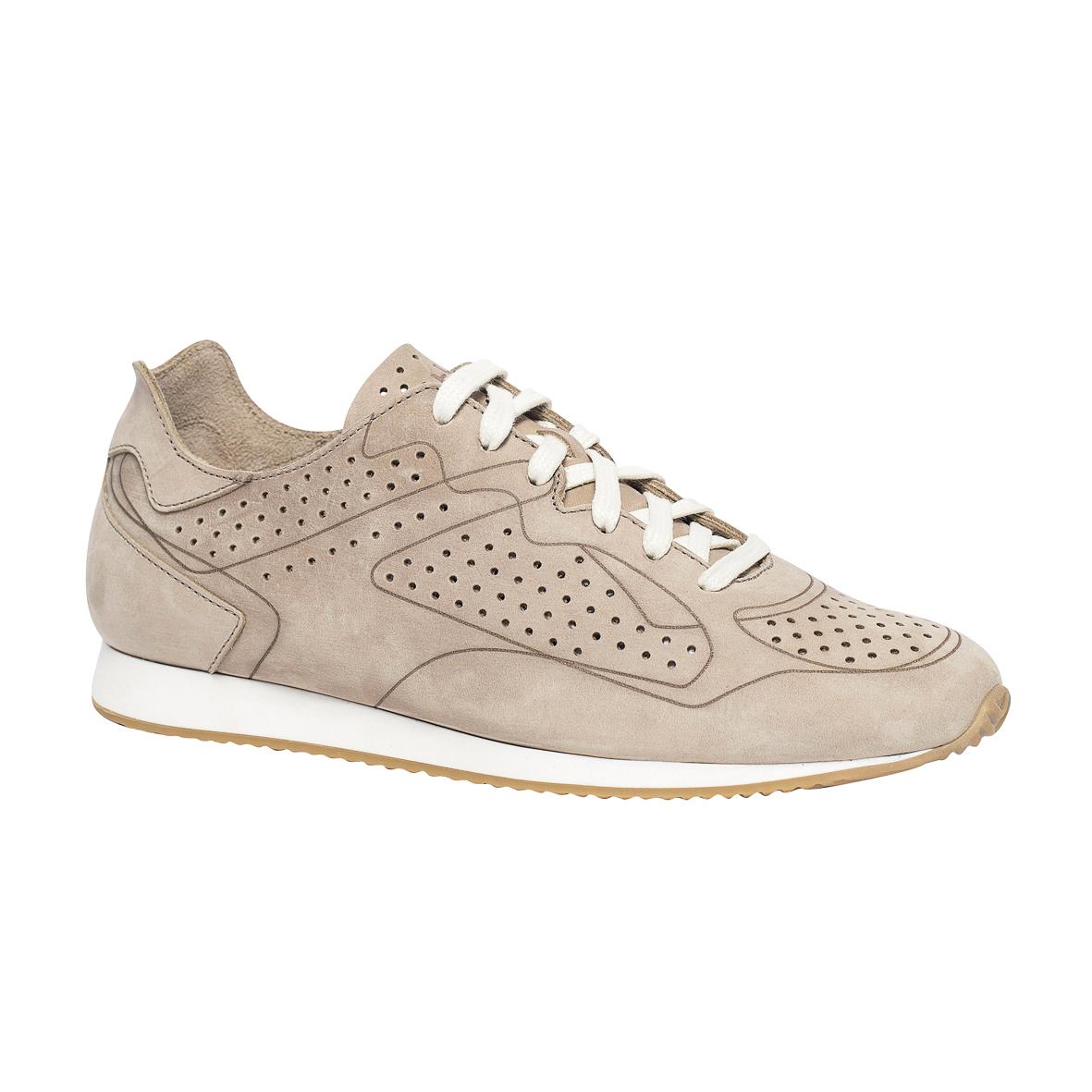 Кроссовки женские. BREAKY-5757BREAKY-5757Кожаные ботинки на шнуровке с узким мыском. Легкие и комфортные.