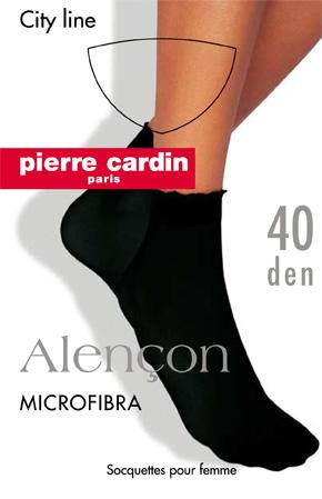 НоскиCr AlenconУдобные женские носки Pierre Cardin Alencon, изготовленные из высококачественного эластичного полиамида, идеально подойдут для повседневной носки. Полиамид обеспечивает износостойкость, а эластан позволяет носочкам легко тянуться, что делает их комфортными в носке. Эластичная резинка плотно облегает ногу, не сдавливая ее, обеспечивая комфорт и удобство. Практичные и комфортные носки с укрепленным мыском и пяткой великолепно подойдут к вашей повседневной обуви.