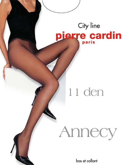 Колготки AnnecyCr AnnecyСтильные классические колготки Pierre Cardin Annecy, изготовленные из эластичного полиамида с добавлением хлопка, идеально дополнят ваш образ. Шелковистые колготки легко тянутся, что делает их комфортными в носке. Гладкие и мягкие на ощупь, они имеют комфортные плоские швы, гигиеническую ластовицу из хлопка, укрепленный прозрачный мысок и отформованную пятку. Благодаря специальной воздухонепроницаемости материала сохраняется возможность естественного дыхания кожи. Резинка на поясе обеспечивает удобную посадку. Идеальное облегание и комфорт гарантированы при каждом движении.