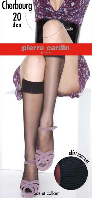 Cr CherbourgСтильные классические гольфы Pierre Cardin Cr Cherbourg, изготовленные из эластичного полиамида, идеально дополнят ваш образ в прохладную погоду. Шелковистые гольфы легко тянутся, что делает их комфортными в носке. Гладкие и мягкие на ощупь, они имеют комфортные плоские швы и укрепленный прозрачный мысок. Модель дополнена массирующей стелькой. Идеальное облегание и комфорт гарантированы при каждом движении. Плотность: 20 den.