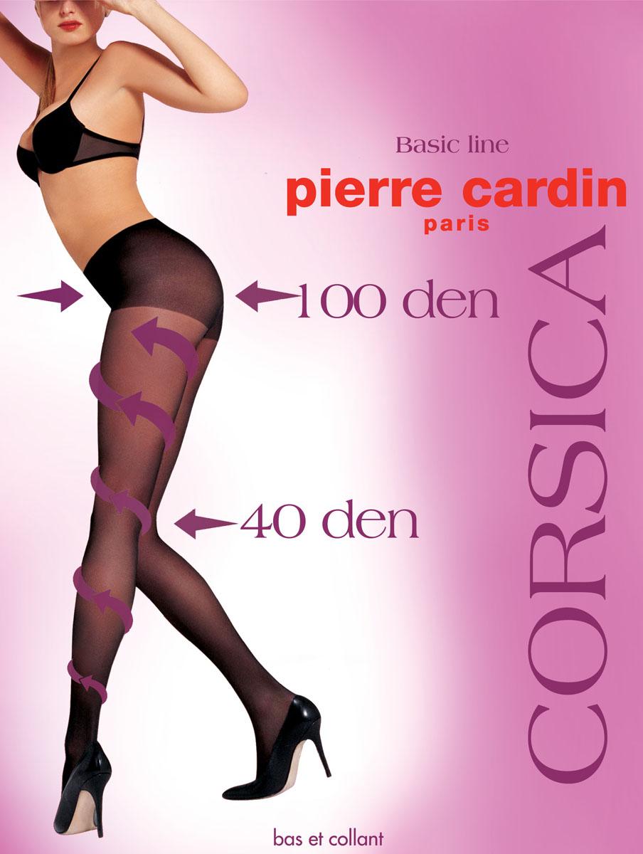 Колготки CorsicaCr CorsicaСтильные классические колготки Pierre Cardin Corsica, изготовленные из эластичного полиамида с добавлением хлопка, идеально дополнят ваш образ. Колготки шелковистые, матовые, эластичные, они легко тянутся, что делает их комфортными в носке. Благодаря специальной структуре материала, оказывают микромассажный, антицеллюлитный эффект. Гладкие и мягкие на ощупь, они имеют плоские швы и ластовицу из хлопка. Высокоэластичные шортики плотностью 100 ден утягивают бедра и живот, делая фигуру более стройной. Резинка на поясе обеспечивает удобную посадку. Идеальное облегание и комфорт гарантированы при каждом движении.