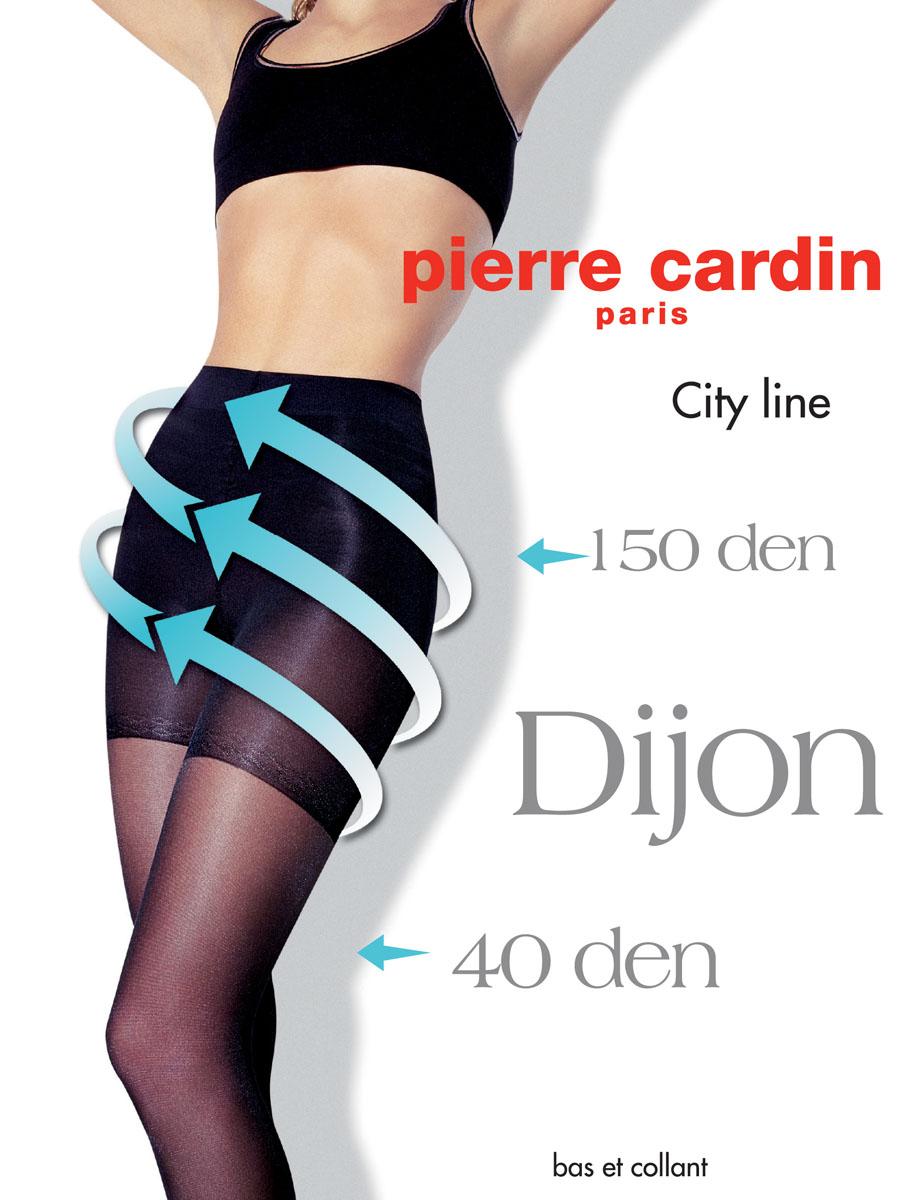 Колготки DijonCr DijonСтильные классические колготки Pierre Cardin Dijon, изготовленные из эластичного полиамида с добавлением хлопка, идеально дополнят ваш образ. Колготки шелковистые, матовые, эластичные, они легко тянутся, что делает их комфортными в носке. Гладкие и мягкие на ощупь, они имеют плоские швы, ластовицу из хлопка и отформованную пятку. Широкая резинка на поясе обеспечивает удобную посадку. Удлиненные высокоэластичные шортики 150 ден со специальной градуировкой плотности обладают моделирующим эффектом, они утягивают бедра и живот, делая фигуру более стройной. Идеальное облегание и комфорт гарантированы при каждом движении.