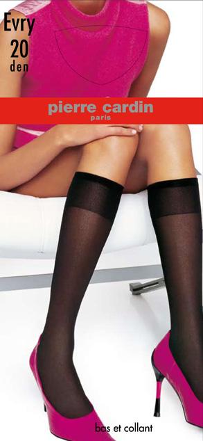 Cr EvryГольфы Pierre Cardin Evry на шелковистой, эластичной основе с укрепленным прозрачным мыском. Широкая эластичная резинка плотно облегает ногу, не сдавливая ее, обеспечивая комфорт и удобство.
