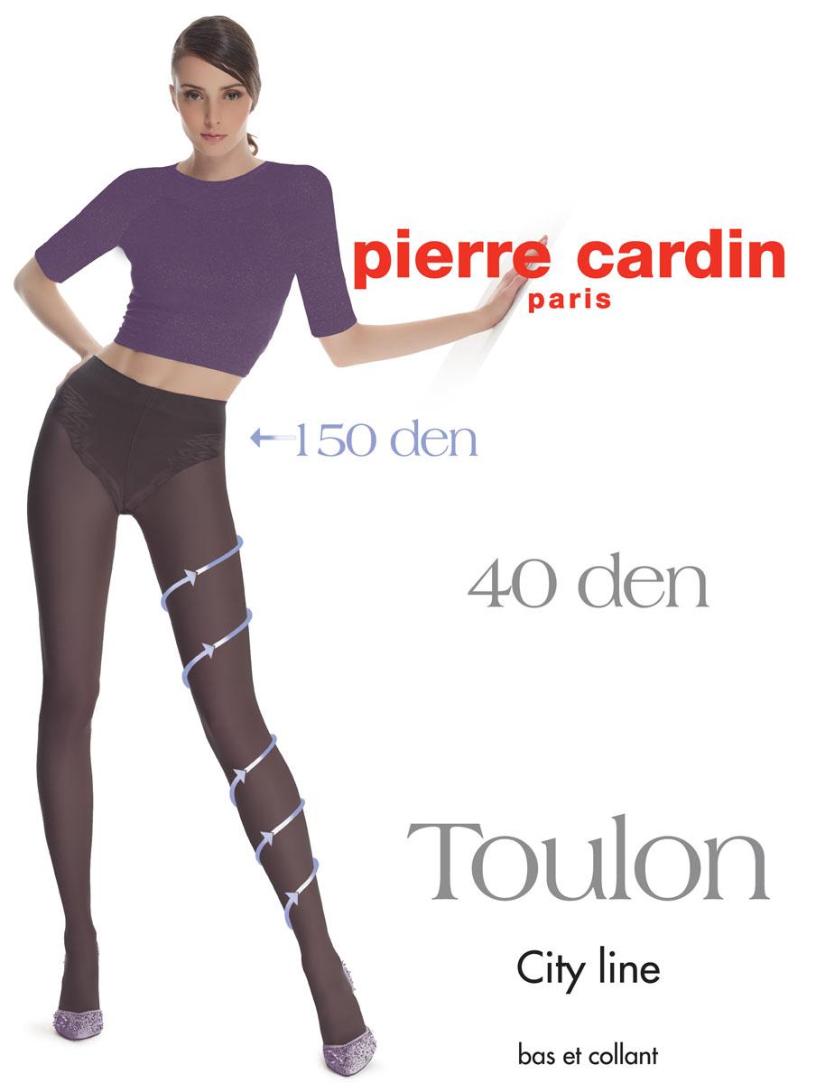 Колготки Toulon 40Cr Toulon 40Стильные классические колготки Pierre Cardin Toulon, изготовленные из эластичного полиамида с добавлением хлопка, идеально дополнят ваш образ. Колготки шелковистые, матовые, эластичные, они легко тянутся, что делает их комфортными в носке. Гладкие и мягкие на ощупь, они имеют плоские швы, ластовицу из хлопка, укрепленный прозрачный мысок и отформованную пятку. Соблюдено градуированное давление на ногу для максимального комфорта. Резинка на поясе обеспечивает комфортную посадку. Кружевные высокоэластичные трусики плотностью 150 ден утягивают бока и живот, делая фигуру более стройной. Идеальное облегание и комфорт гарантированы при каждом движении.