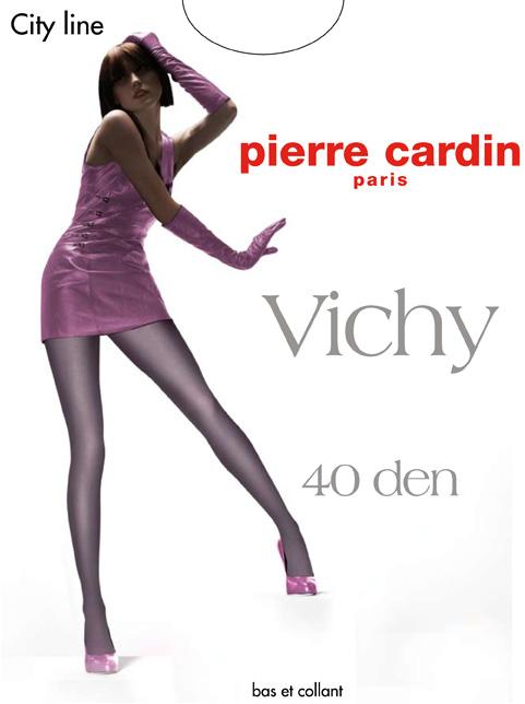 Колготки VichyCr VichyСтильные классические колготки Pierre Cardin Vichy, изготовленные из эластичного полиамида с добавлением хлопка, идеально дополнят ваш образ. Шелковистые, однородные по всей длине колготки легко тянутся, что делает их комфортными в носке. Гладкие и мягкие на ощупь, они имеют плоские швы, гигиеническую ластовицу из хлопка и отформованную пятку. Резинка на поясе обеспечивает комфортную посадку. Идеальное облегание и комфорт гарантированы при каждом движении.